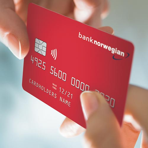 Bank Norwegian -kortti